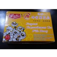 minuman bunga matahari chrysanthemum crystals isi 10 bungkus