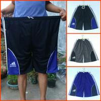 Celana JUMBO pendek pria olahraga distro premium renang pantai