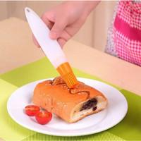 Kuas Kue Bahan Silikon Food Grade Ukuran 19cm x 5cm