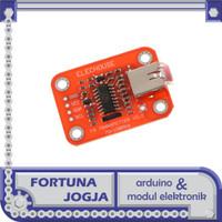 Modul Transmitter FM Radio V2.0 I2C Interface 70-108MHz