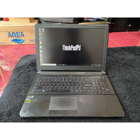 Laptop Gaming desain slim Clevo Core i7 GTX 965M FullHD IPS