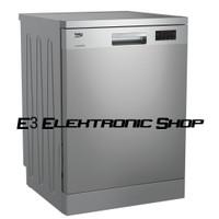 Dishwasher Beko DFN16410X Mesin Cuci Piring Freestanding Original