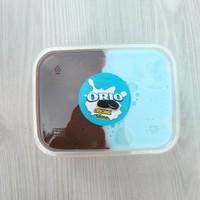 Slime Oreo/Slime Tofu 7 Variasi/Slime Jiggly/Slime Oreo Original