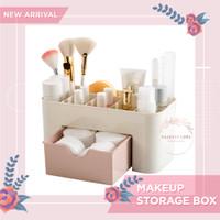 Makeup Storage Box Kotak Organizer Kosmetik Perhiasan Rak Make Up