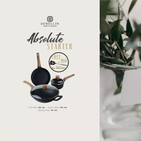 Debellin Absolute Starter Package Premium Cookware Original
