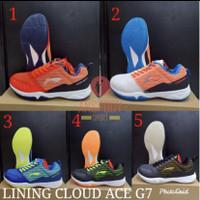 Sepatu Badminton Lining cloud Ace G7 original