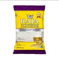 Beras Raja Platinum 5 Kg Slyp Super