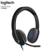 Logitech H540 USB Headset High Definition