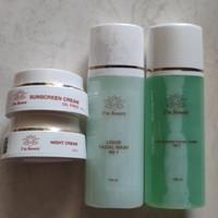 I'm Beauty paket NS1-02 oily skin isi 4 - im beauty by immortal