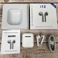 headset i12 TWS bluetooth wireless airpod