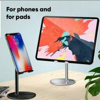 G2 Metal Table Phone Stand Holder O Type Desktop