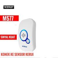Receiver Bel Pintu Rumah KERUI M577 Wireless hanya Receiver