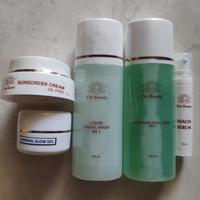 I'm Beauty paket NS1 oily skin normal glow gel isi 5 - flek ringan