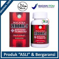 Obat Herbal Specialis kanker Otak- Lidah - Walatra Zedoril - 7 Asli