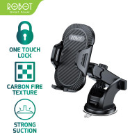 ROBOT RT-CH12 Suction Cup Automatic Lock 360 ° Universal Car Holder