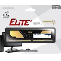 Team Elite Plus DDR4 4GB 1x4GB 2400MHz PC19200