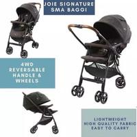 Stroller Joie Signature Sma Baggi 4WD