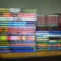 komik Detective Conan animasi TV vol 1-25 minus 4 vol double 10 vol