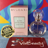 Travel Spray Parfum Bvlgari Rose Goldea Blossom Delight EDP 15 ml