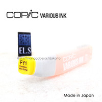 Copic Various Ink / Copic Refill FY1 ( CVI )