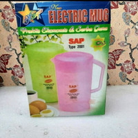 Teko Listrik Plastik electric Kettle SAP-2001