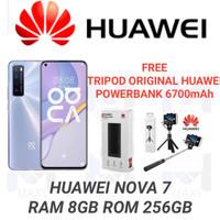 Huawei Nova 7 5G 8/256 Ram 8gb Rom 256gb Garansi Resmi