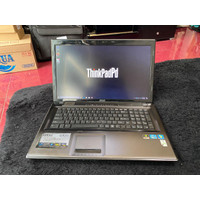 Laptop Gaming MSI CX70 Core i7 Nvidia Mulus