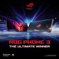 ASUS ROG PHONE 3 RAM 8GB/128GB SNAPDRAGON 865+ GARANSI RESMI