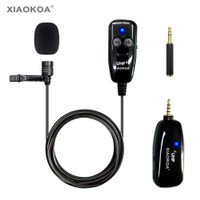 Wireless Microphone Clip-on N81 for Podcast Zoom Tiktok Interview