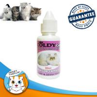 Coldy Cat - Obat Tetes Cair Flu Dan Pilek Untuk Kucing 30ml