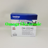 Brother Label DK-22246 Continuous Paper Label Replacement DK-22243
