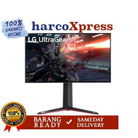 Monitor LED LG 27GN950 4K UHD 144hz nano IPS Gsync gaming |27GN950-b