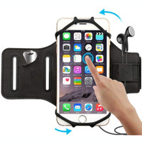 BUBM Armband Rotateable Smartphone Case Universal Sport Band Rotate