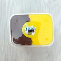 Slime Oreo/Slime Tofu 7 Variasi/Slime Jiggly/Slime Oreo Golden