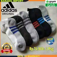 Kaos Kaki Kaus Kaki Sock Sport Pendek olahraga lari gym Pria Wanita