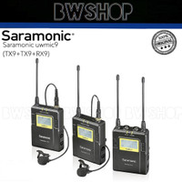 Saramonic UwMic9 Wireless Omni Lavalier Microphone Original