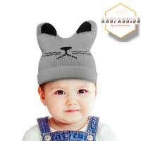 Topi Bayi Kupluk / Topi Balita / Topi Anak Laki Laki / BB 458