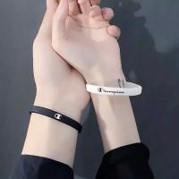 gelang karet Champion - Bracelet Rubber -Aksesoris Pria Wanita