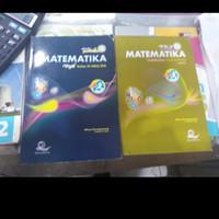 Buku PKS matematika kls 2 SMA/MA wajib 2 buku