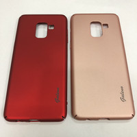 SAMSUNG GALAXY A8 2018 Hardcase Slim Premium
