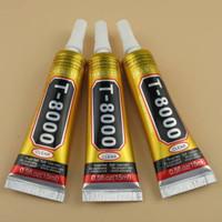 LEM TOUCHSCREEN ZHANLIDA T8000 15ML LIQUID GLUE OPTICAL CLEAR