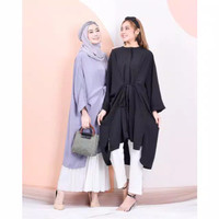 DEROZA LOOSE SHIRT / TUNIK BIG SIZE