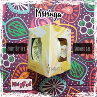 The Body Shop Original - Mini Gift Set Moringa (S.gel & Body Butter)