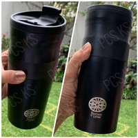 Latina Borneo All-in1 Coffee Maker Battery Elec Grinder Filter Tumbler