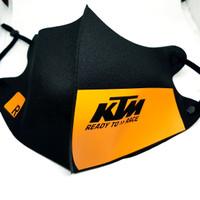 Masker scuba adjustable KTM