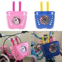 Keranjang Sepeda Anak Anak Motif karakter anak / Keranjang Sepeda lucu