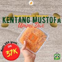 350 Gram - Kentang Mustofa/Balado/Pedas/Kering Gurih Renyah Murah