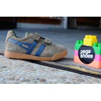 Sepatu Anak Gola Harrier khaki suede original