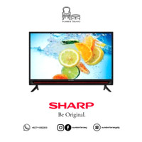 Sharp 32 inch TV LED LC-32SA4101I / TV SHARP 32 LED TV HDMI Murah