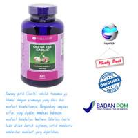 Wellness Odorless Garlic 500 Mg 60 Tables /WELLNESS ODORLESS GARLIC 60